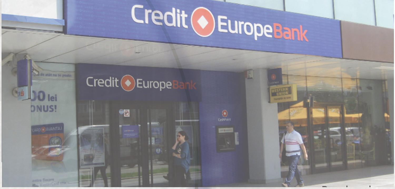 Europe credit bank online